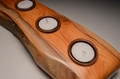 Five candle handmade Yew Tealight (VT13)