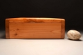 Handmade Yew watch box No.0185