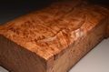 A handmade bureau box in Burr Oak - No.0055