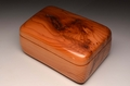 A handmade trinket box from Yew No.0195