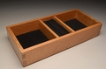 A handmade jewellery box in Oak No.0209